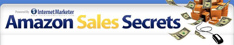 Amazon Sales Secrets with Video Tutorial